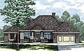 Plan Number 97907 - 2068 Square Feet