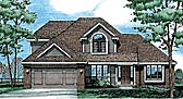 Plan Number 97909 - 1855 Square Feet