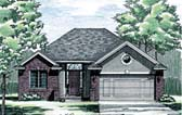 Plan Number 97968 - 1347 Square Feet
