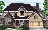Plan Number 97979 - 2174 Square Feet