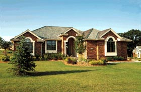 Traditional House Plan 97994 Elevation