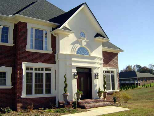 European House Plan 98204
