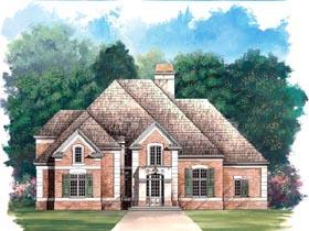 House Plan 98205