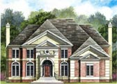 Plan Number 98208 - 2950 Square Feet