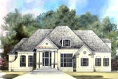 Plan Number 98209 - 2832 Square Feet