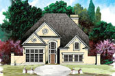 Plan Number 98210 - 2764 Square Feet
