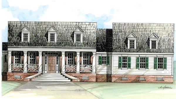 House Plan 98224