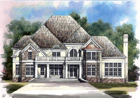 House Plan 98227
