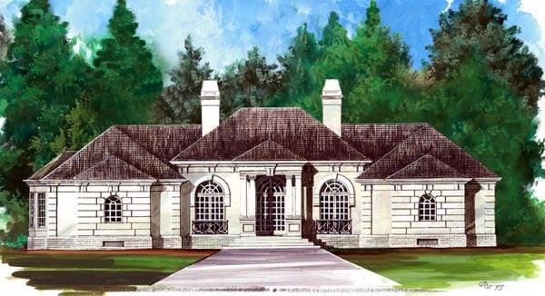 House Plan 98246