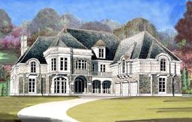 House Plan 98254