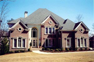 European, Greek Revival House Plan 98259 with 5 Beds, 6 Baths, 3 Car Garage Picture 1
