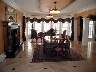 Colonial Greek Revival House Plan 98264