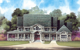 House Plan 98275