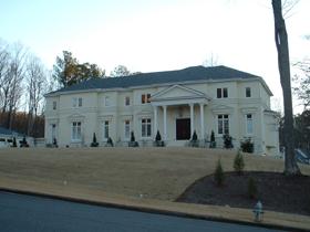 Colonial Greek Revival House Plan 98282 Elevation
