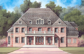 House Plan 98284