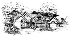 House Plan 98303