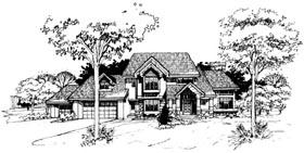 House Plan 98308