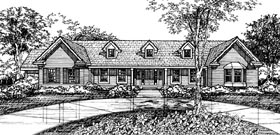 Plan Number 98310 - 3044 Square Feet