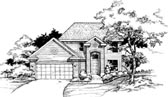 Plan Number 98315 - 1411 Square Feet
