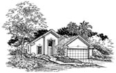 Plan Number 98318 - 1532 Square Feet