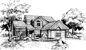Plan Number 98331 - 2293 Square Feet
