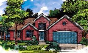 House Plan 98337