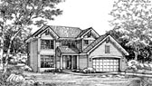 Plan Number 98340 - 1923 Square Feet
