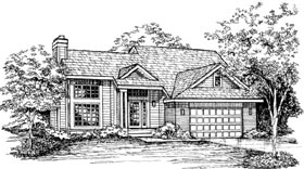 Plan Number 98343 - 1879 Square Feet