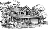 Plan Number 98352 - 2196 Square Feet