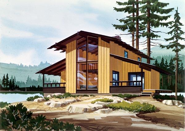 House Plan 98382
