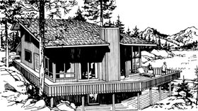 House Plan 98394