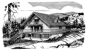 House Plan 98397