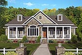 Plan Number 98404 - 2496 Square Feet