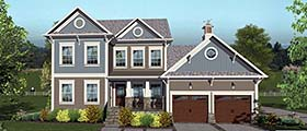 Plan Number 98405 - 2659 Square Feet
