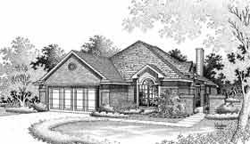House Plan 98530