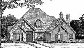 House Plan 98532