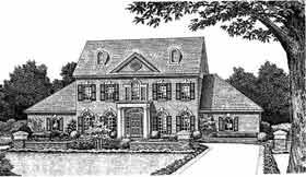 House Plan 98534