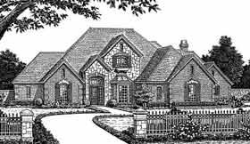 House Plan 98535
