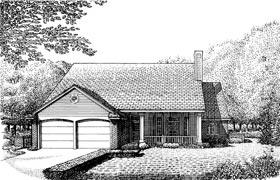 House Plan 98545