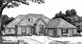 Plan Number 98557 - 2257 Square Feet
