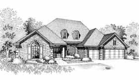House Plan 98558