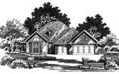 Plan Number 98572 - 2370 Square Feet