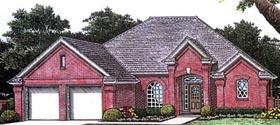House Plan 98580