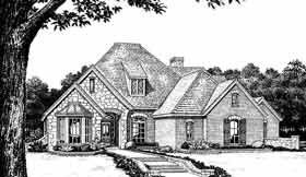 House Plan 98584
