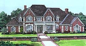 House Plan 98590