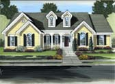 Plan Number 98608 - 2250 Square Feet