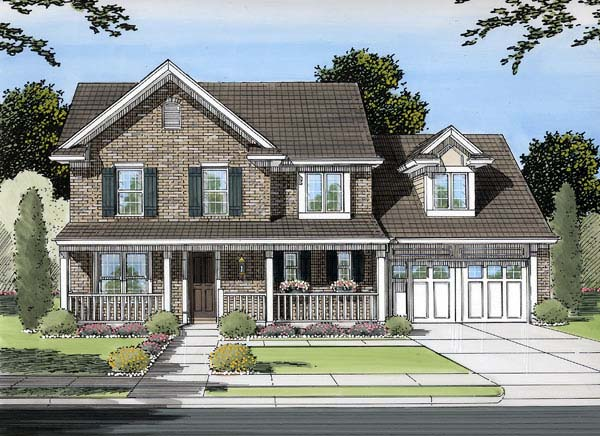 House Plan 98615