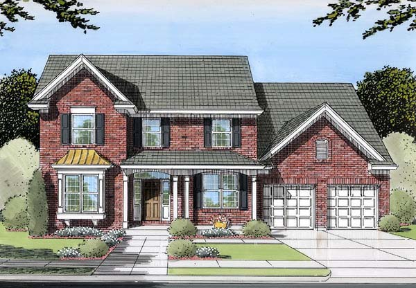 House Plan 98616