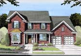 Plan Number 98616 - 2686 Square Feet