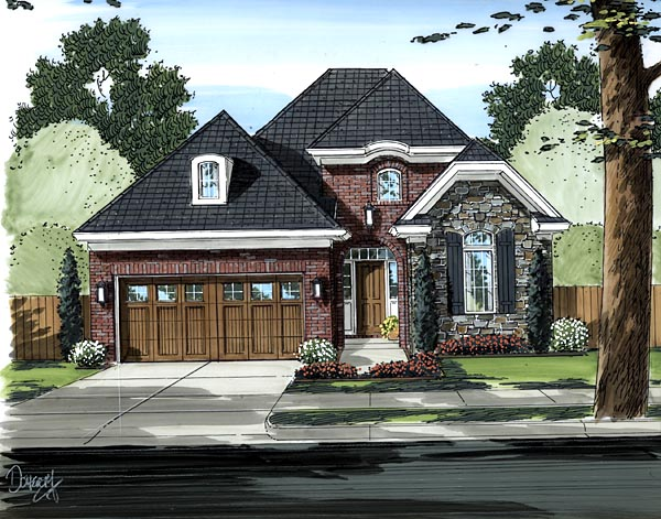 House Plan 98621